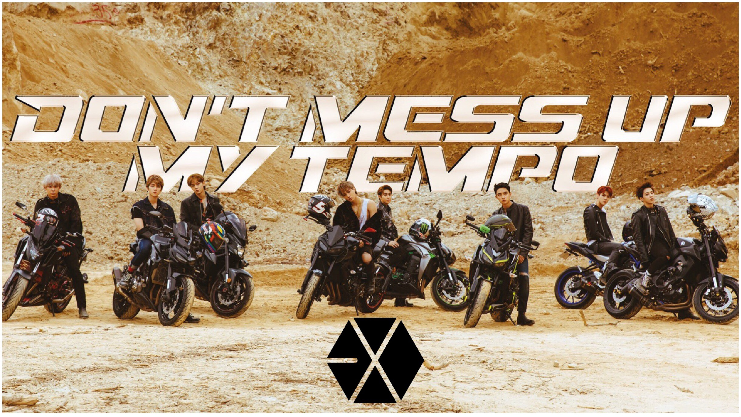 EXO Don't mess up my tempo | SM Entertainment