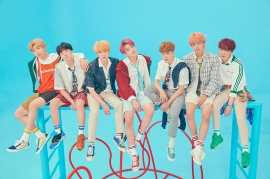 BTS 방탄소년단 Big Hit