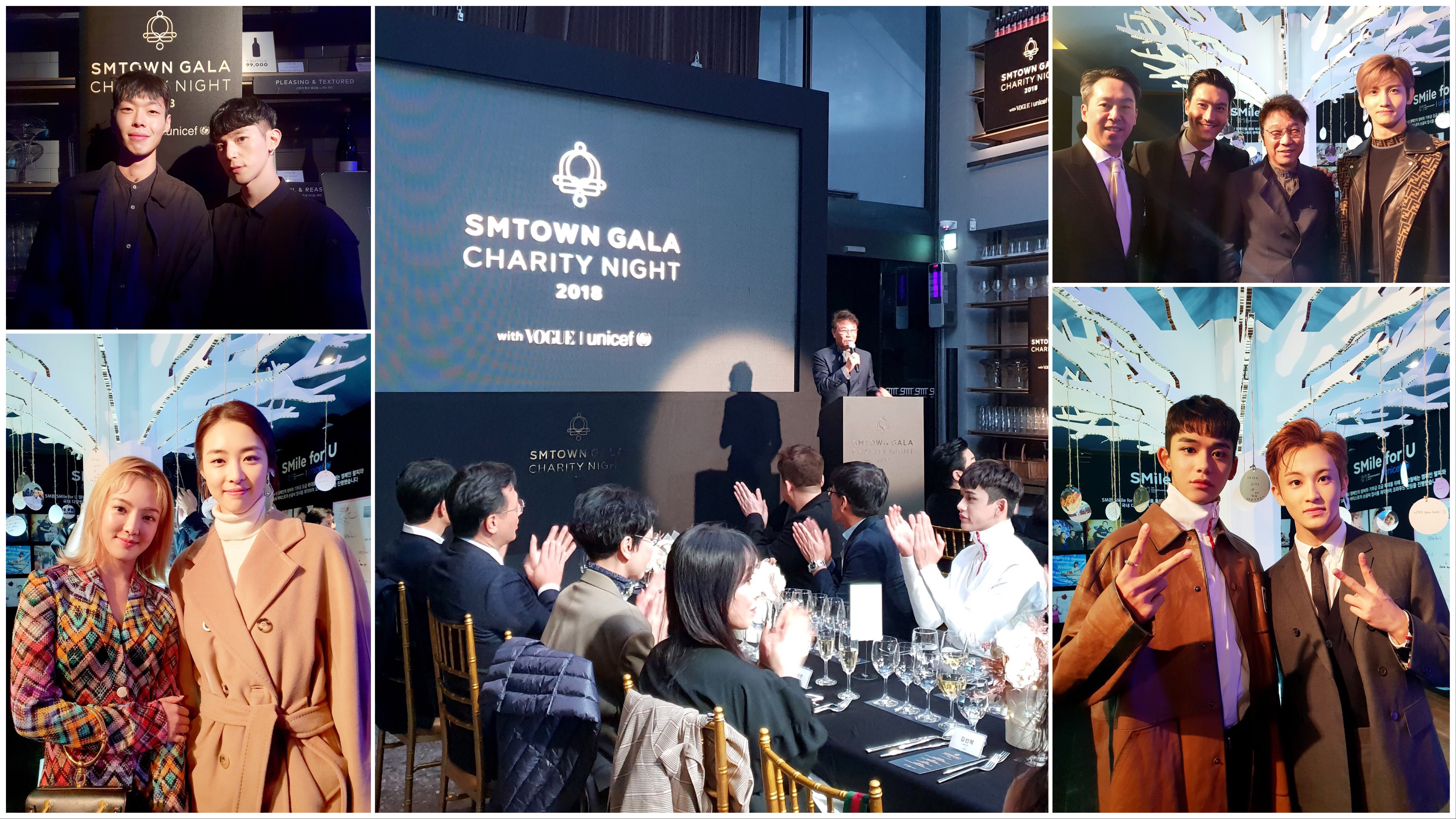 SMtown Gala Charity Nigth 2018