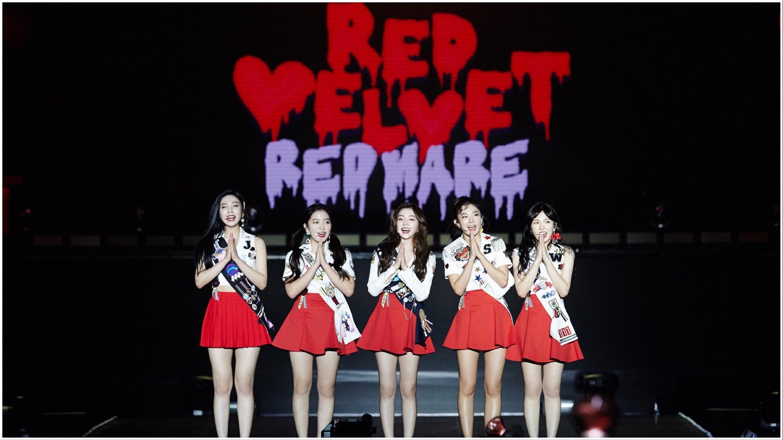 Red Velvet Redmare Concert | SM Entertaiment