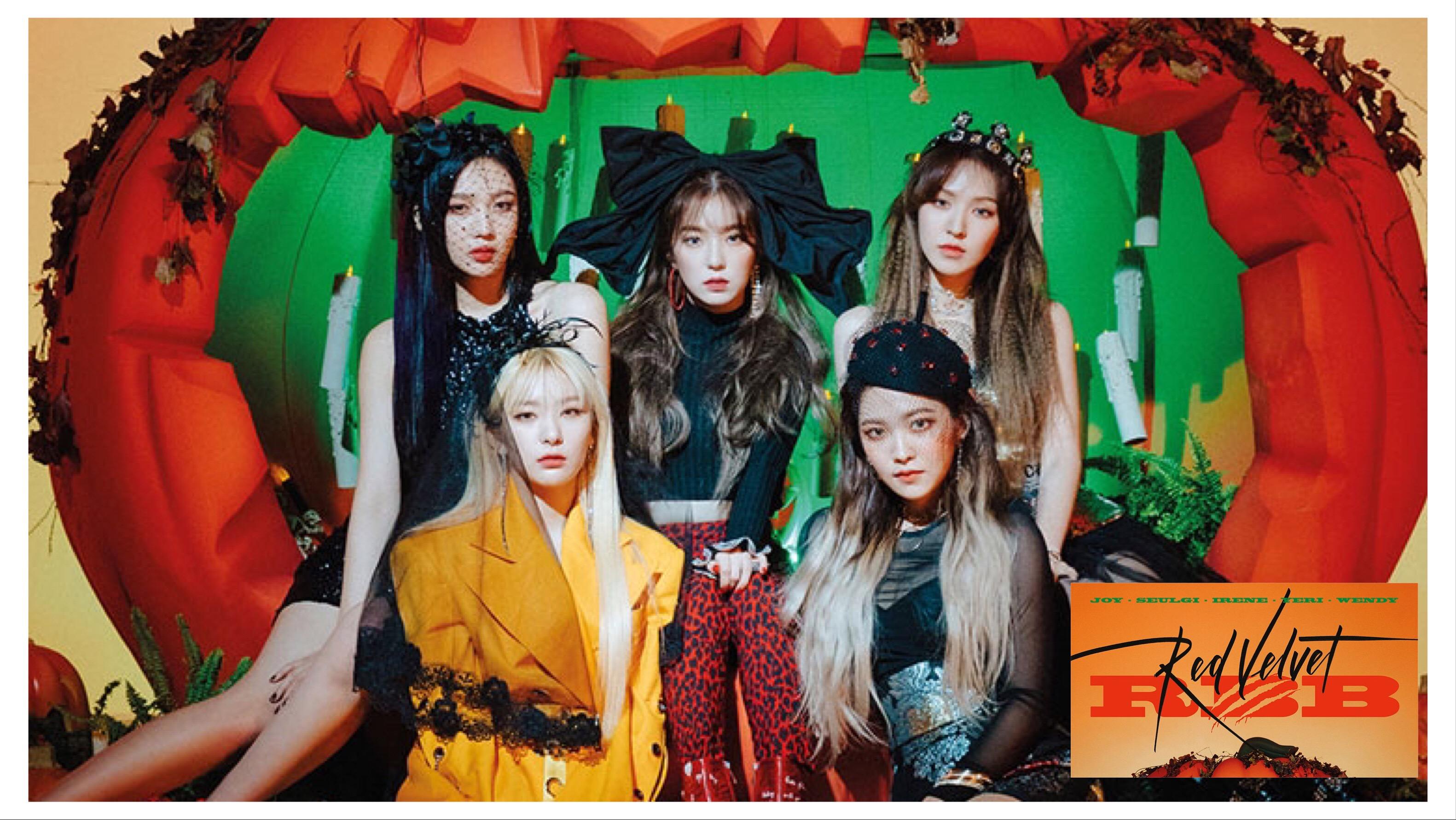 Red Velvet RBB 5 mini álbum | SM Entertaiment