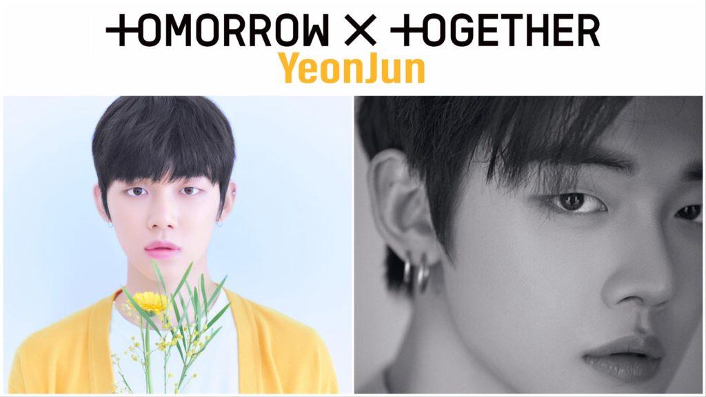 Tomorrow X Together YeonJun, BigHit Entertaiment