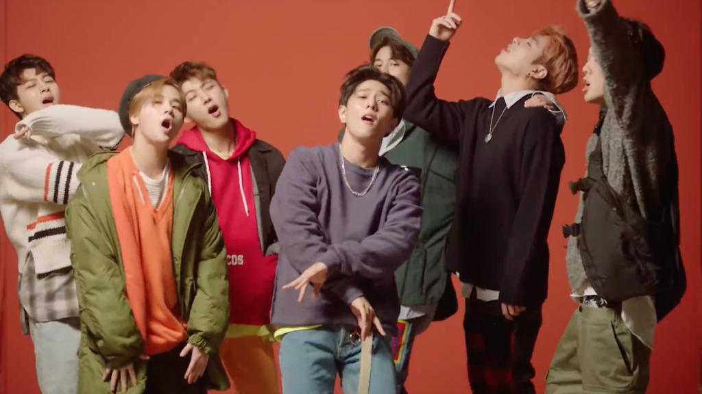 iKON, Love Scenario, YG Entertaiment