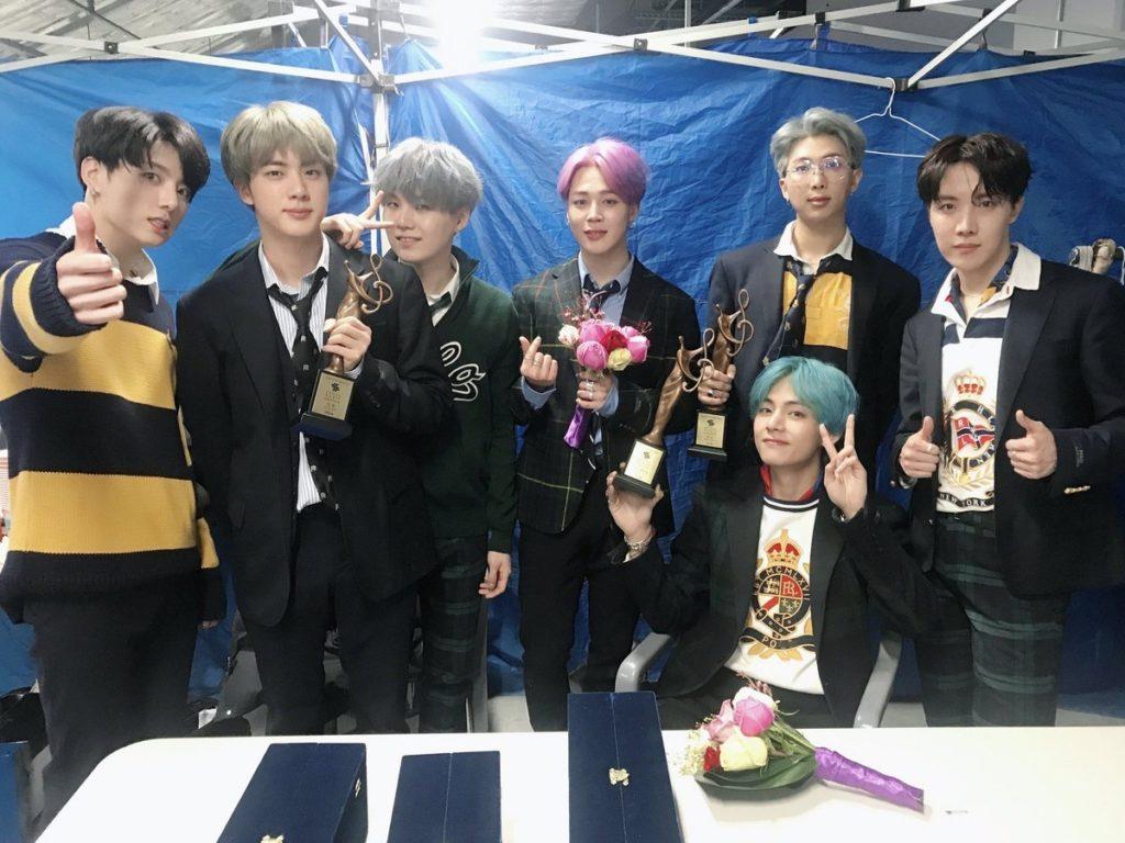 BTS, Daesang, 28th Seoul Music Awards