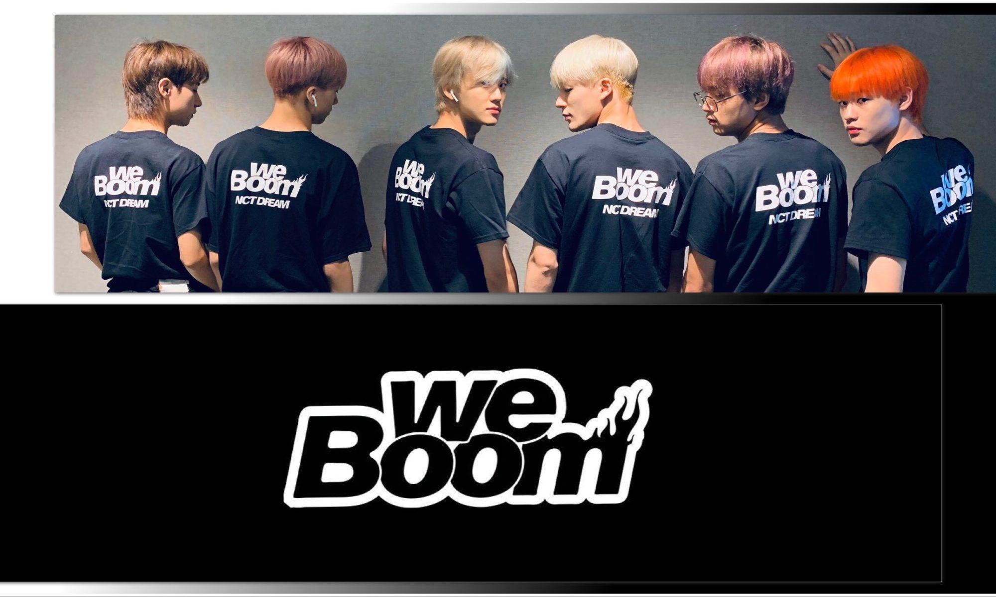 NCT DREAM We Boom