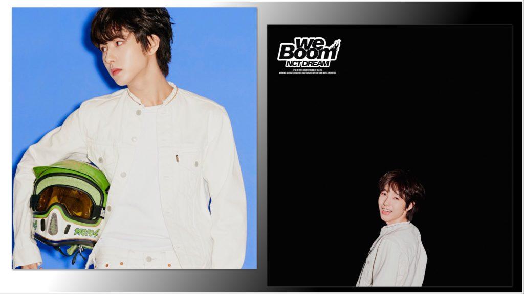 NCT DREAM Renjun, We Boom