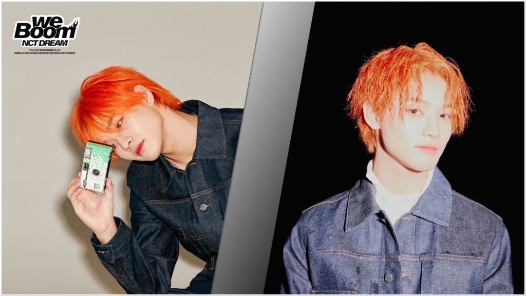 NCT DREAM Chenle, We Boom