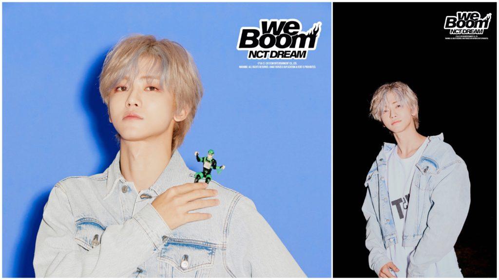 NCT DREAM Jaemin, We Boom