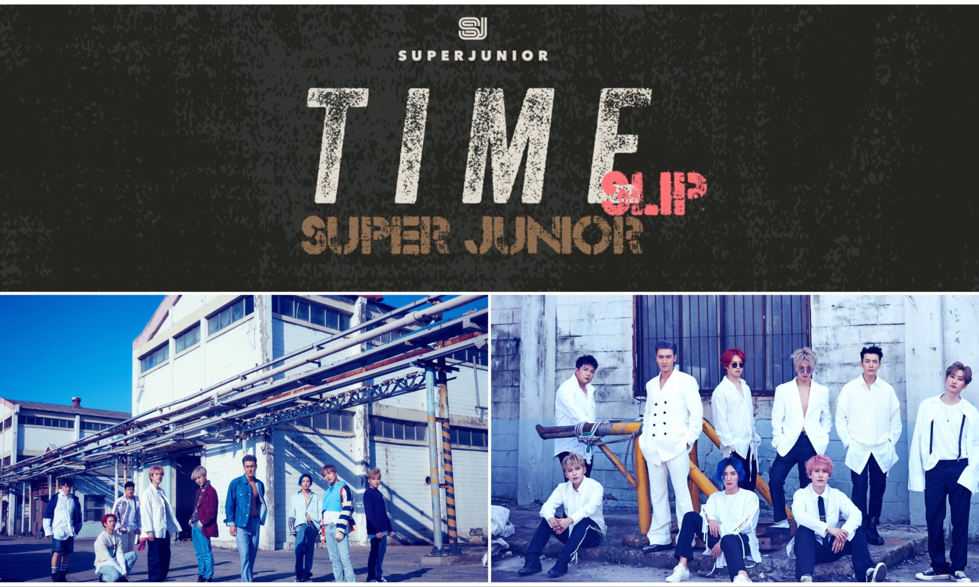 SUPER JUNIOR Time_Slip, noveno álbum