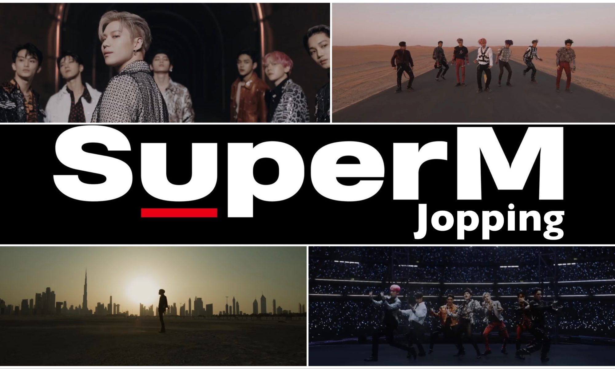 SuperM Jopping