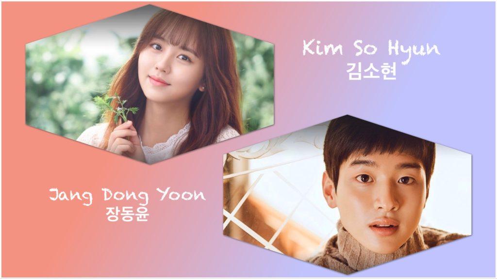 KBS El Cuento de Nokdu, protagonistas