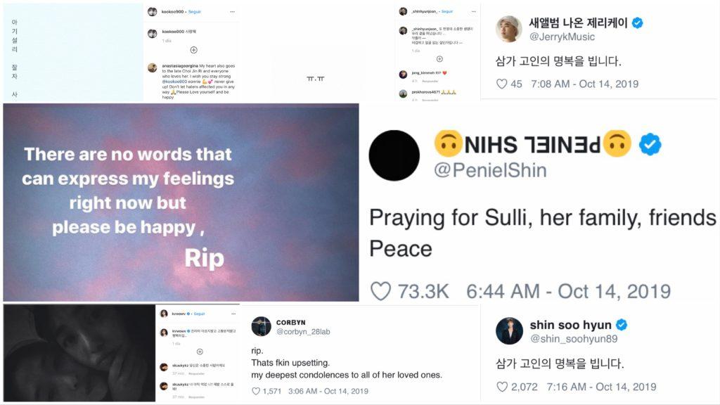 Sully f(x) luto, condolencias.