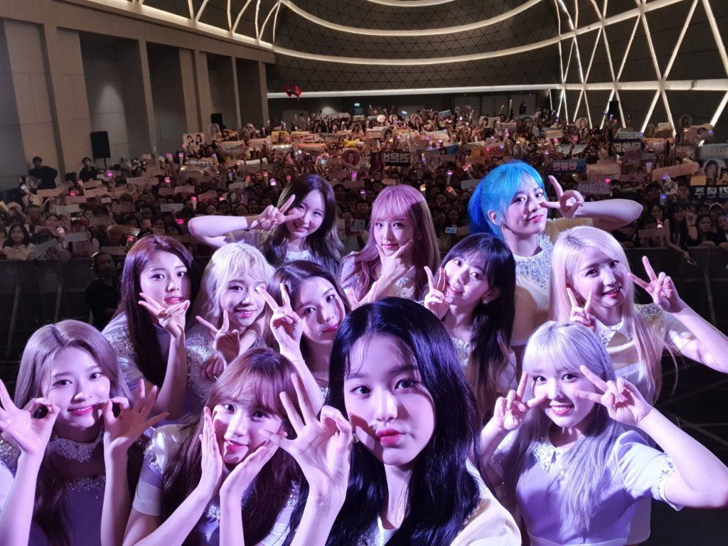 IZ*ONE KCon 2019 Thailand