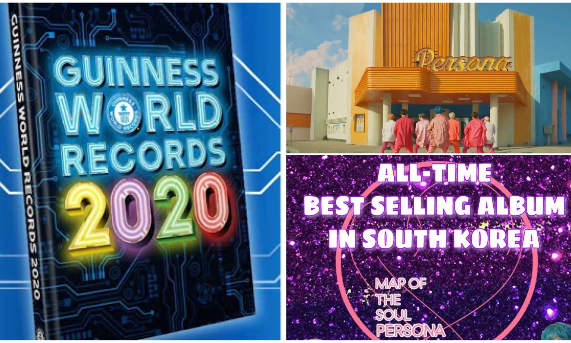 BTS Guinness Record