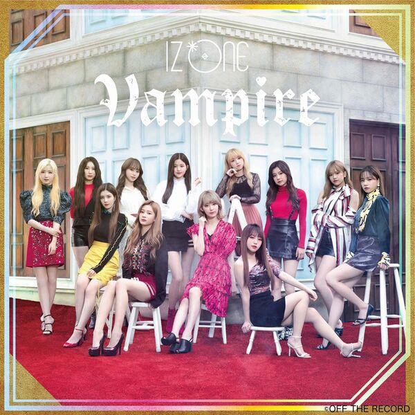 IZ*ONE Vampire