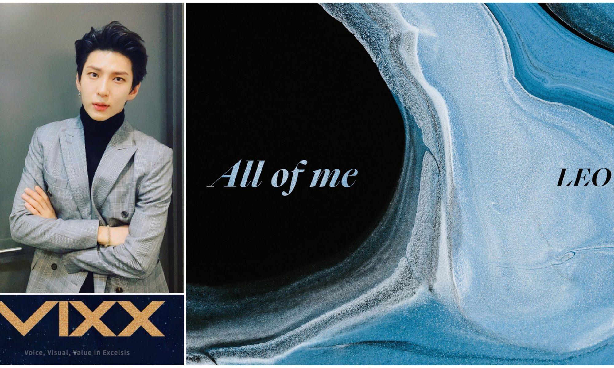 LEO VIXX All of Me
