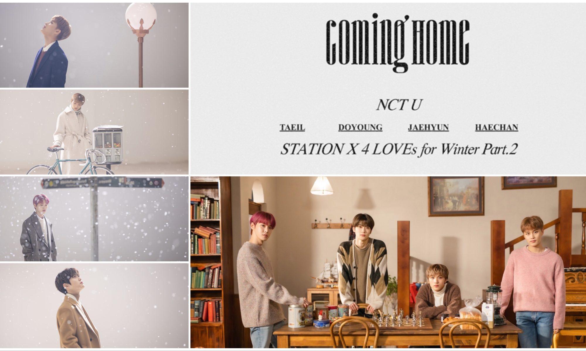 NCT U Coming Home