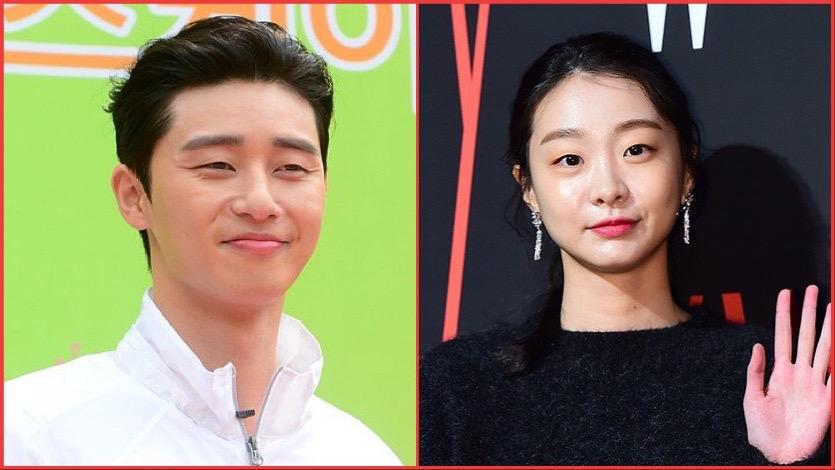 Park Seo Joon (박서준) como Park Sae-ro-i (박새러이), Kim Da Mi (김다미) como Jo I-seo (조이서)