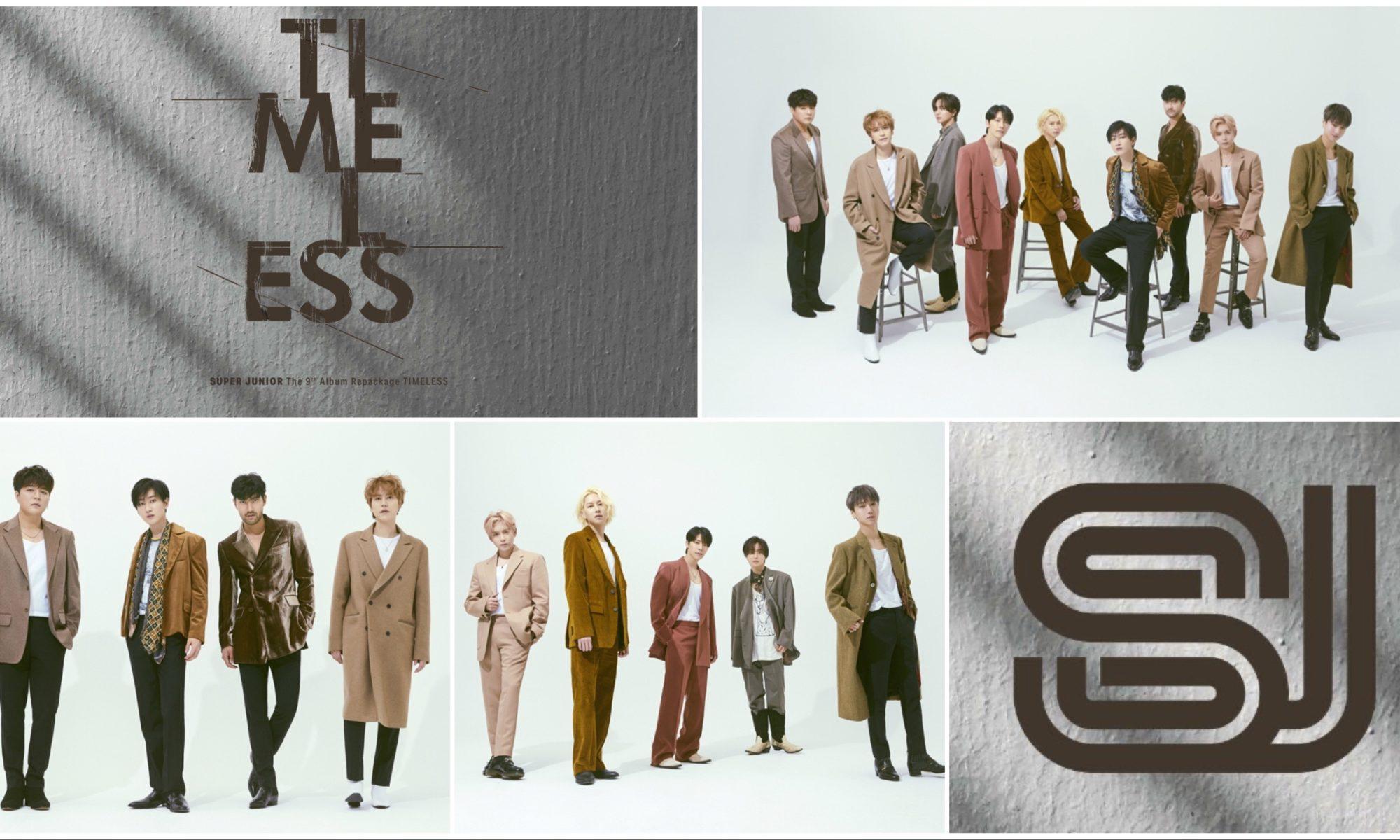 Super Junior Timeless comeback